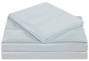 Charisma Closeout! Classic Cotton Sateen 310 Thread Count Pair of King Pillowcases Bedding