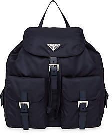 Prada Women's Large Vela Nylon Backpack