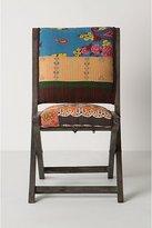 Terai Folding Chair, Paisley