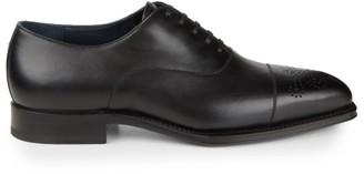 Sutor Mantellassi Original Cap-Toe Oxford Dress Shoes