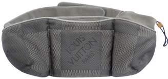 Louis Vuitton Grey Tweed Handbags