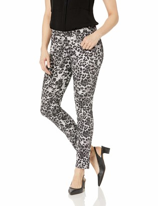 AG Jeans Women's Printed Sateen Prima Ankle