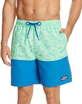 Vineyard Vines Palm Brights Chappy Swim Trunks