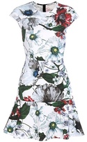 Erdem Darlina floral-printed minidress