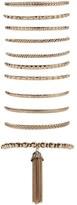 Forever 21 Twisted Bracelet Set