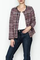 Jade Multi Tweed Jacket