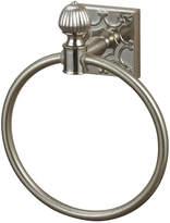 Elk Lighting Brushed Steel Towel Ring