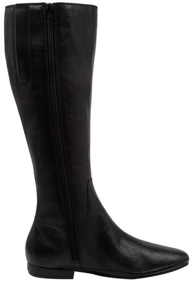 Diana Ferrari Osara Black Leather Boot