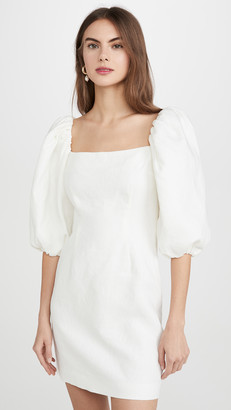 Rebecca De Ravenel First Impression Mini Dress