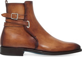 Sutor Mantellassi Orthos buckled leather boots