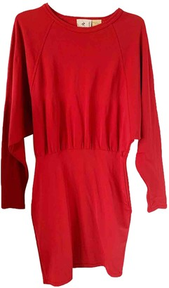 Sonia Rykiel Red Polyester Dresses