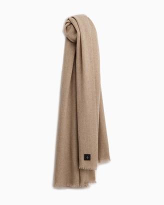 Rag & Bone Riley cashmere solid scarf