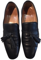 Christian Louboutin Leather Loafers