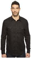 Lucky Brand Reef Linen Western Shirt Men's Clothing