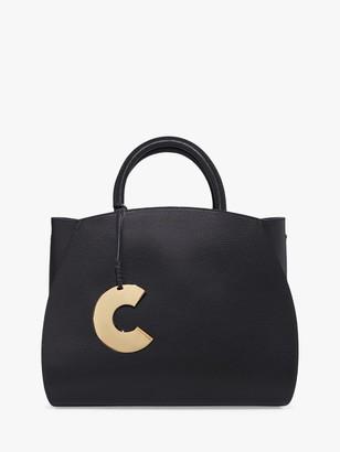 Coccinelle Concrete Leather Cross Body Bag