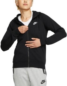 Nike Women's Sportswear Essential Fleece Zip Hoodie