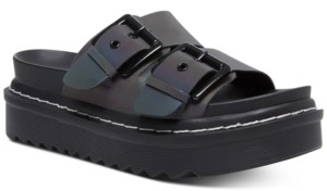 Madden-Girl Dizzy Platform Sandals