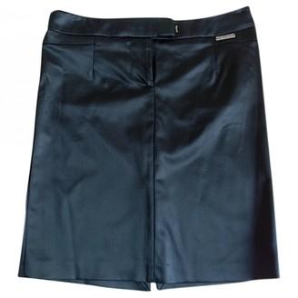 Galliano Black Silk Skirt for Women