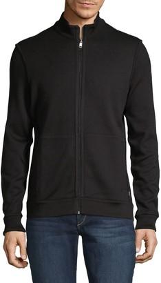 HUGO Scavo Textured Zip-Up Jacket