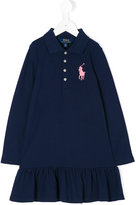 Ralph Lauren polo dress - kids - Cotton - 2 yrs