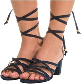 Adrienne Vittadini Alesia Sandals - Suede (For Women)