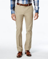 Club Room Men's Flat-Front Chinos
