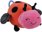 Carter's Ladybug Crawl with Me Plush