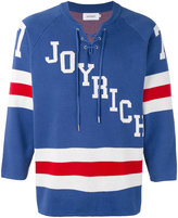 Joyrich hockey knit pullover - men - Cotton - S