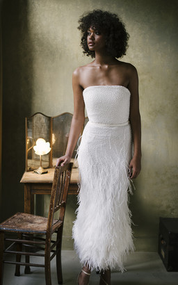 Valentine Avoh Bridal Ginger Dress