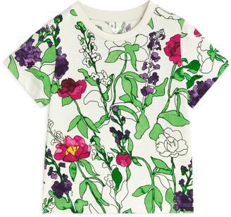 Arket Garden Flora T-Shirt