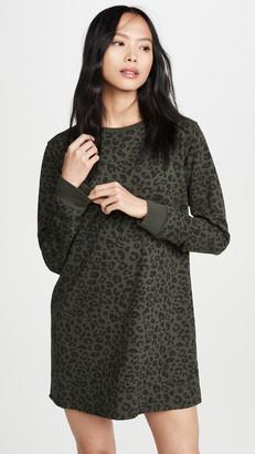Z Supply Leopard Shift Dress