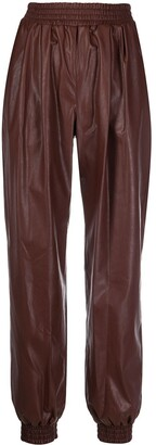 MSGM Elasticated Waistband Trousers