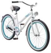Body Glove Hayden 24-Inch Girl's Cruiser Bicycle in White/Teal