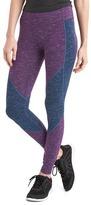 Gap gFast performance cotton colorblock leggings