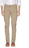 Grey Daniele Alessandrini Casual pants - Item 36976728
