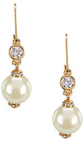 Kate Spade Pearls of Wisdom Drop Earrings