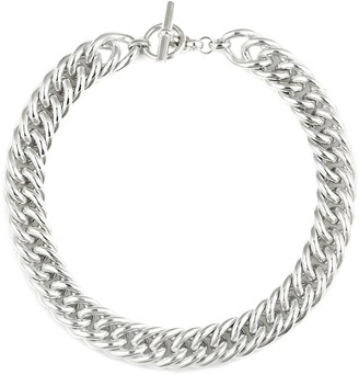 Tilly Sveaas Sterling silver chain necklace