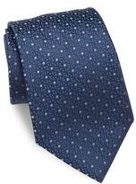 Charvet Dot Silk Tie