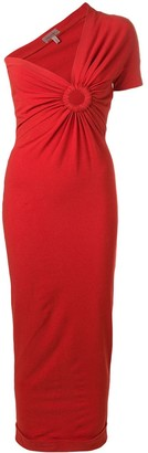 Romeo Gigli Pre Owned 1990's fitted dress