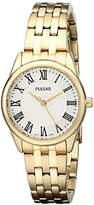 Pulsar Women's PG2016 Gold-Tone Watch