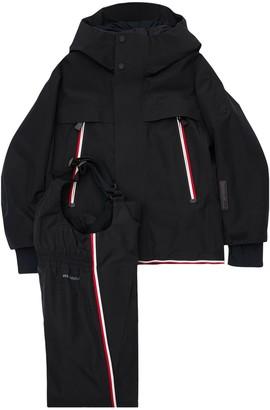 MONCLER GRENOBLE Techno Nylon Ski Jacket & Pants