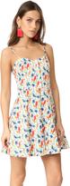 Alice + Olivia Nella Button Front Dress