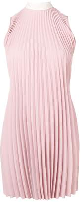 RED Valentino pleated short dress