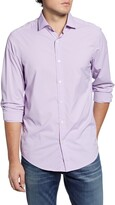 Vineyard Vines Tucker Classic Fit Gingham Button-Up Performance Shirt