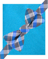 Alfani Men's Lennox Plaid Bow Tie & Suspender Set, Only at Macy's