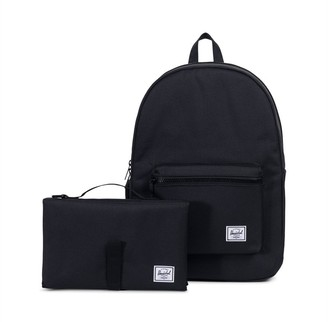 Herschel Settlement Sprout Backpack Diaper Bag Black