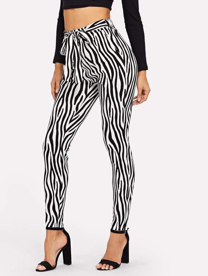 47696388b76288 Animal Print Pants - ShopStyle
