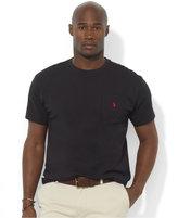 Polo Ralph Lauren Men's Big and Tall T Shirts, Pocket Tee Shirts