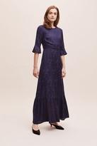 Kirei Zoza Floral-Jacquard Dress