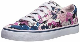 Keds Women's Jump Kick Floral Sneaker